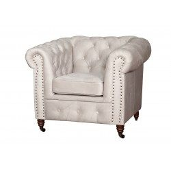 Fotel Pikowany Chesterfield OXFORD
