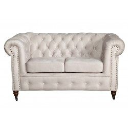 Chesterfield Sofa 2 osobowa OXFORD