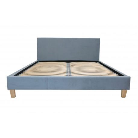 Łóżko Monti 160 z materacem POCKETBY