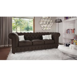 Chesterfield Sofa Pikowana Cambridge 3