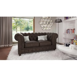 Chesterfield Sofa Pikowana Mello 2