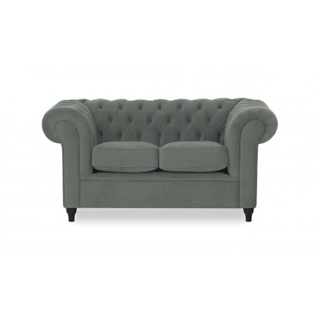 Chesterfield Sofa 2 osobowa LAURA