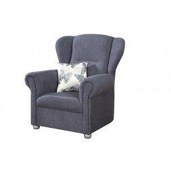 fotele tapicerowane wypoczynkowe